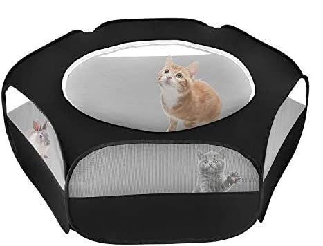 Portable Kitten Playpen